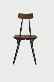 Pirkka_chair_seat_brown_stained_legs_black_stained_Tapiovaara_Kippis_JPG