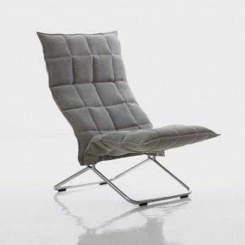 k Chair stone black